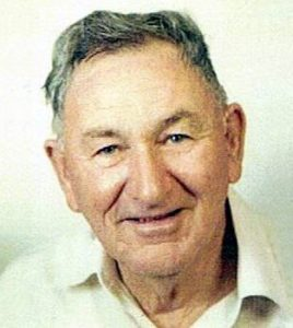 WILLIAM (Bill) JOHN McKAY