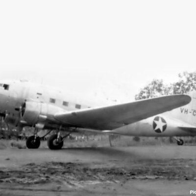 THE OTHER VH-CXE